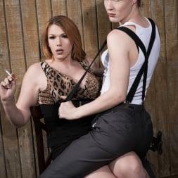 Aspen Brooks in 'Transsensual' Girl on Girl TS Style (Thumbnail 9)