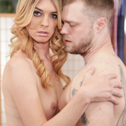 Mandy Mitchell in 'Transsensual' MILF Mandy (Thumbnail 1)